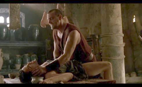 Rome Series Gay Scene