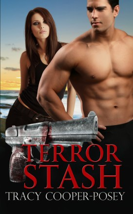 Terror Stash by Tracy Cooper-Posey
