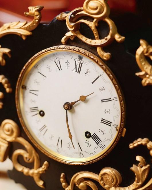 Elegant Clock Face