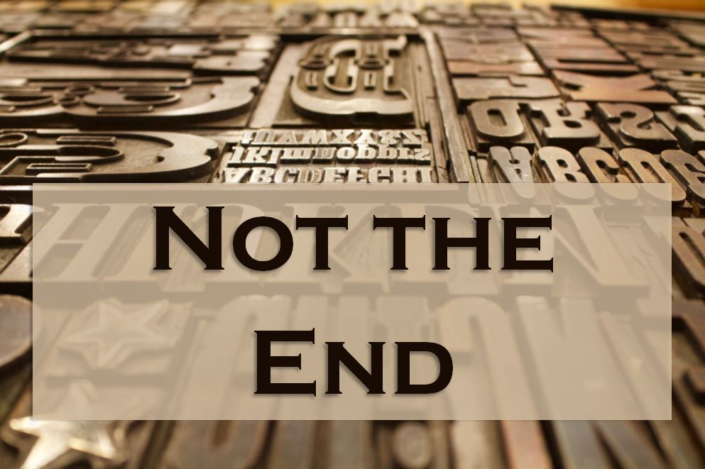 not-the-end