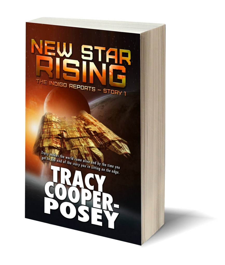 New Star Rising Cover