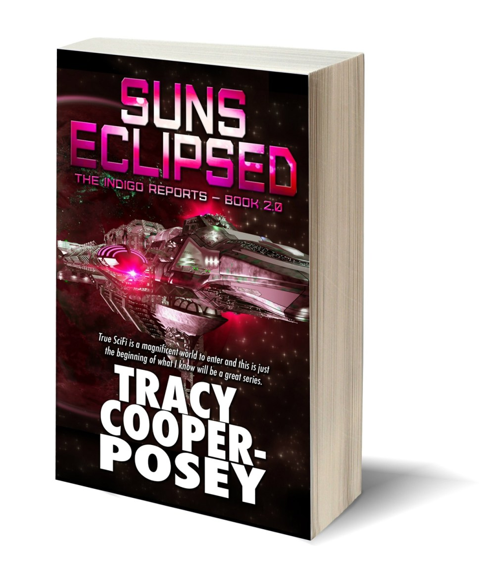 Suns Eclipsed Cover