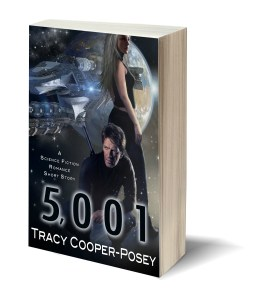5,001 by Tracy Cooper-Posey