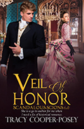 Veil of Honor by Tracy Cooper-Posey