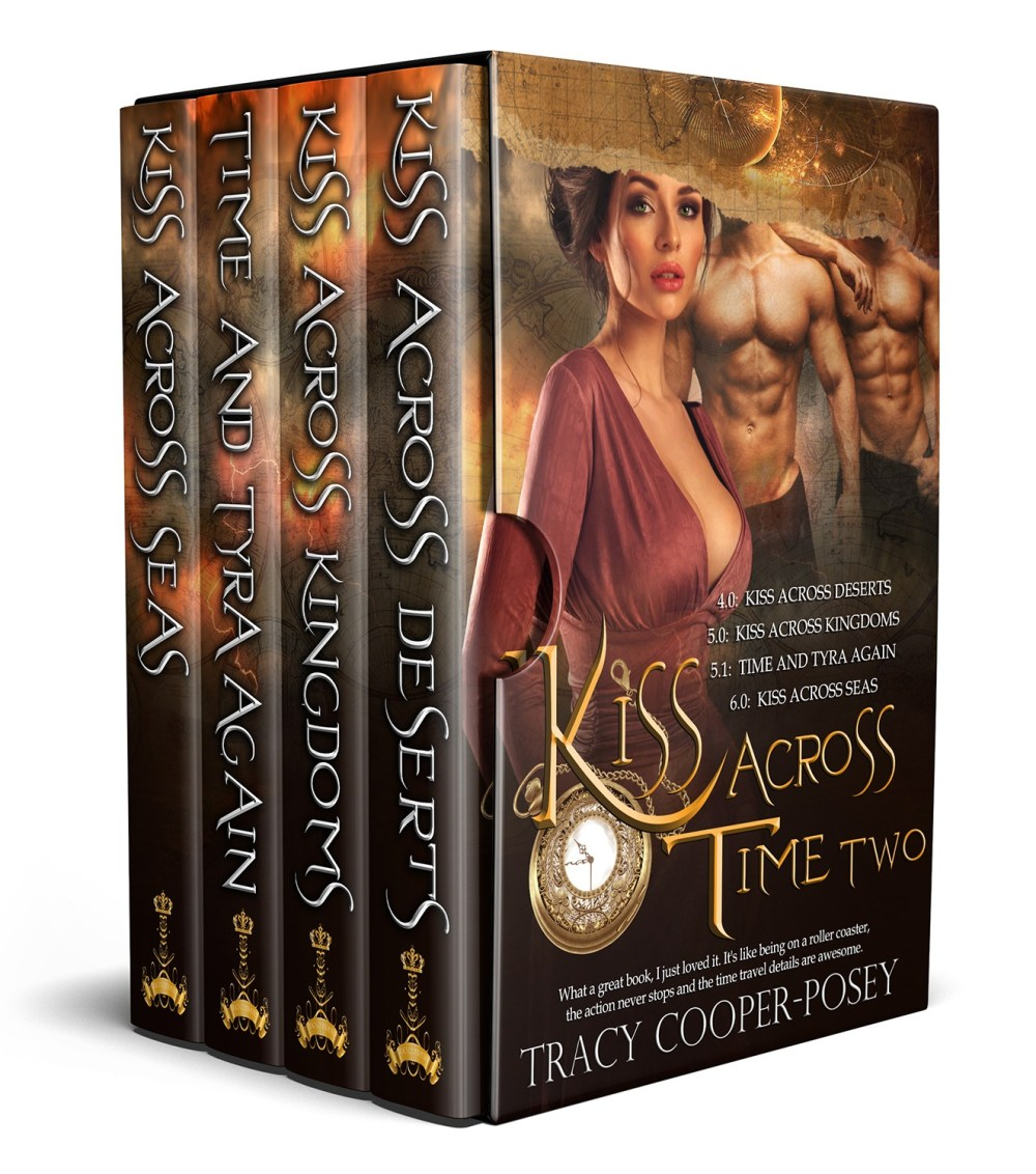 Time Kissed Moments Box Two cover