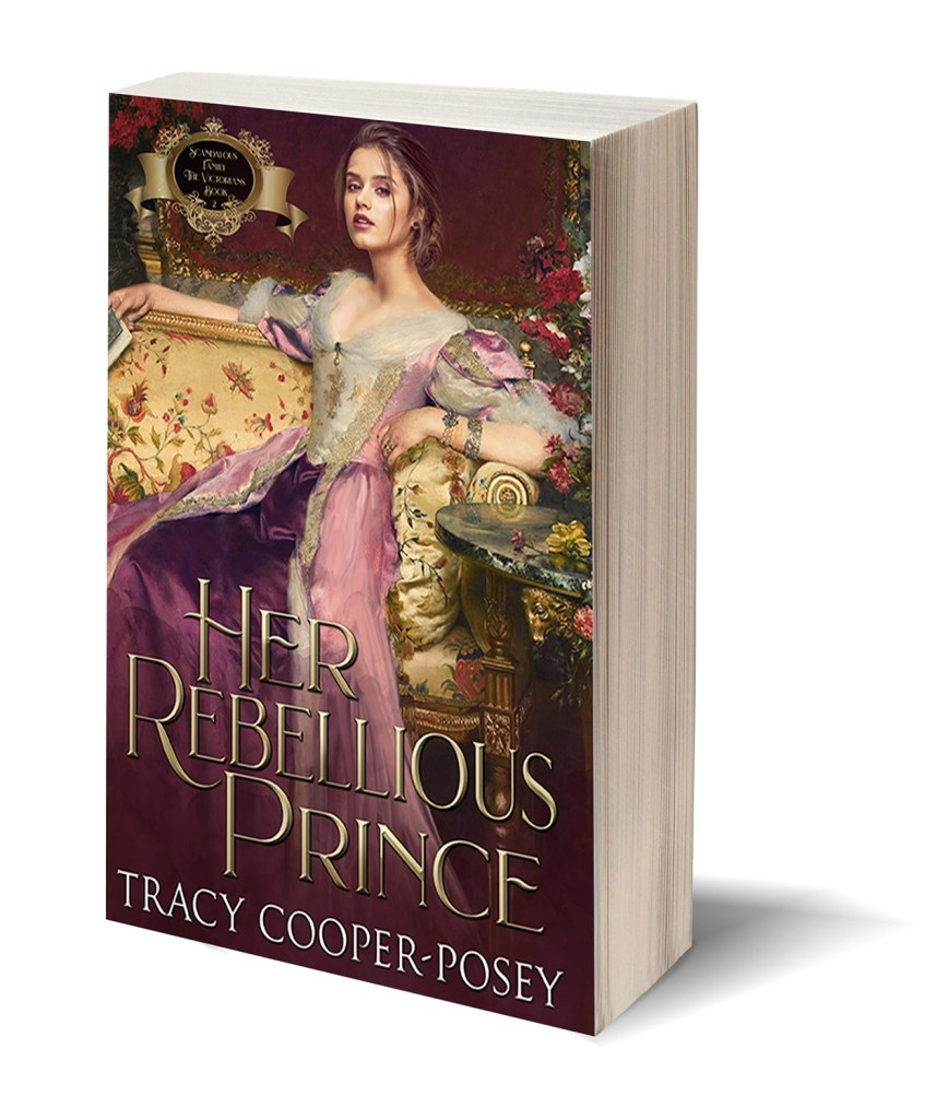 Her Rebellious Prince Cover
