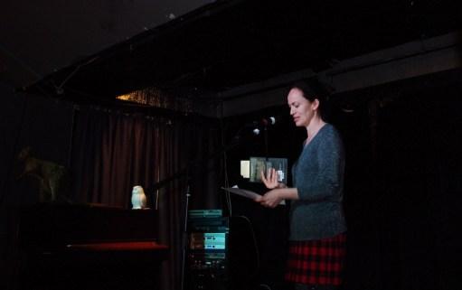 Rebecca Priestley (Photo: Craig Stevens)