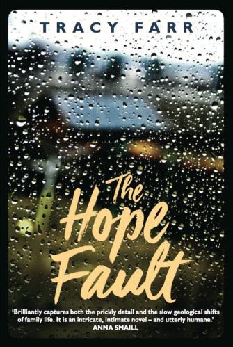 The Hope Fault by Tracy Farr