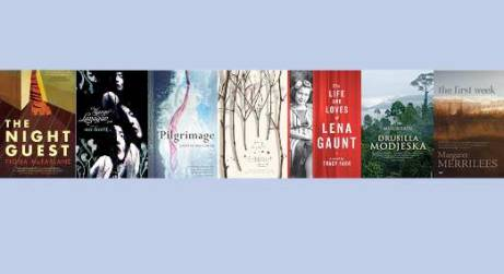 The 2014 Barbara Jefferis Award shortlisted titles (via @ASAuthors)