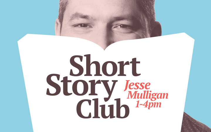 Jesse Mulligan Short Story Club on RNZ