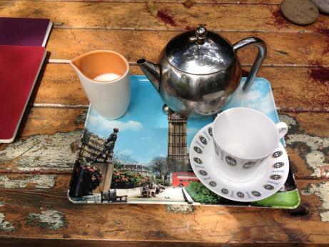 More tea, vicar?