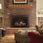 TIP #27 Clean The Face Of Your Brick Fireplace With A Simple Solution