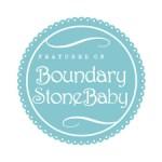 Tracy Gabbard Photography got Published at Boundary Stone Baby