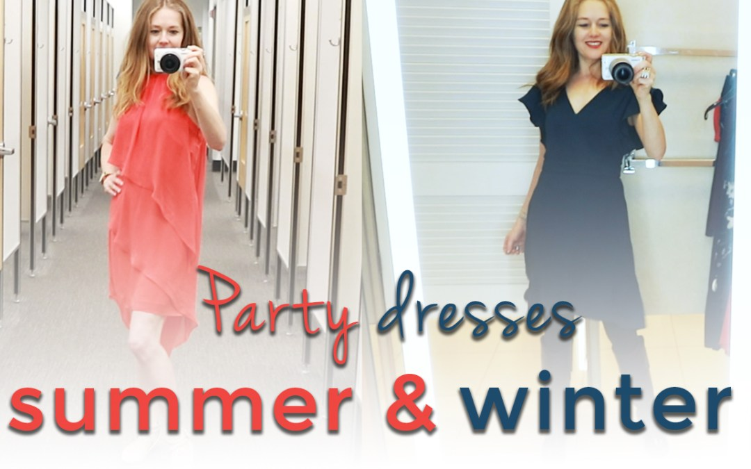 Party dress for women over 40 – summer and winter party dresses for women over 40