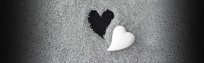 Heart picture for grief