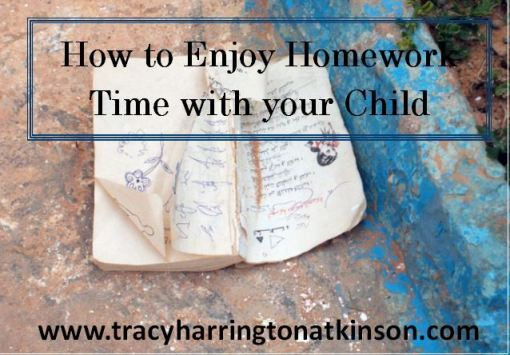 How to Enjoy Homework Time with Your Child