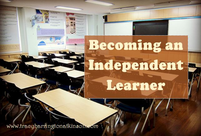 Becoming an Independent Learner