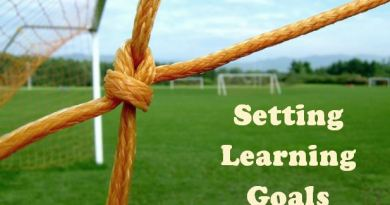 Setting Learning Goals