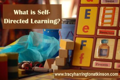 What is self-directed learning?