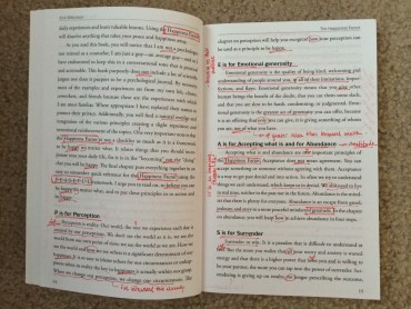 Annotated Reading
