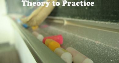 Relating Teaching Theory to Practice