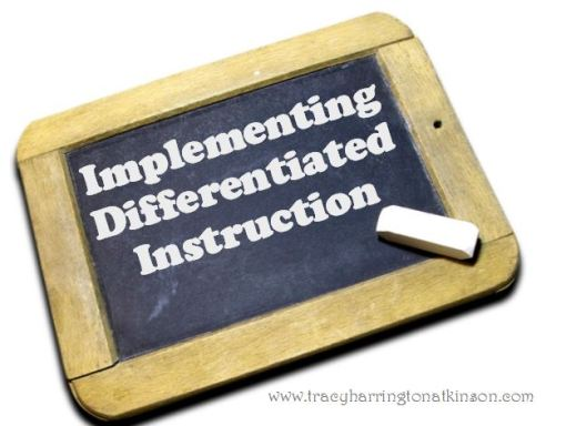 Implementing Differentiated Instruction