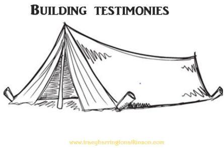 Building Testimonies