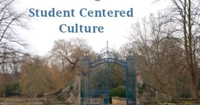 Creating a Student Centered Culture