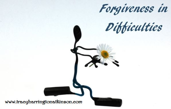 Forgiveness in Difficulties