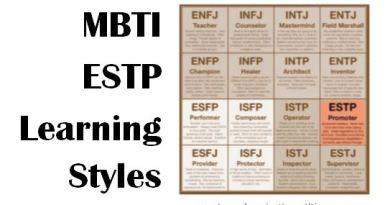 MBTI ESTP (Extraversion, Sensing, Thinking, Perceiving) Learning Styles