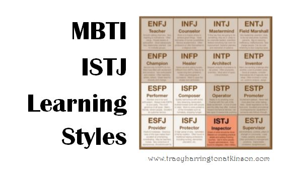 MBTI ISTJ (Introversion, Sensing, Thinking, Judging) Learning Styles