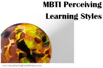 MBTI Perceiving Learning Styles