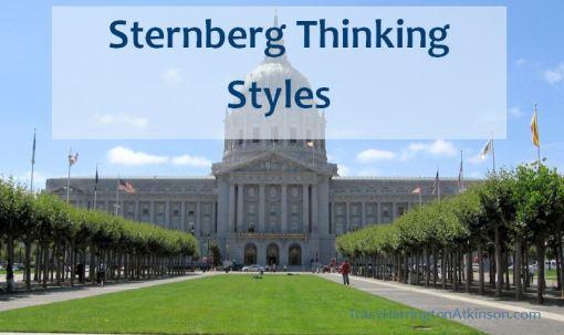Sternberg Thinking Styles