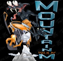 Mountain M CatFink Design, Digital, 2014