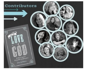 Honored to be a contributor to Jenny's book along with these beautiful and talented writers.