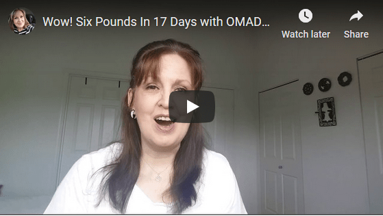 Wow! Six Pounds in 17 Days with OMAD-IF