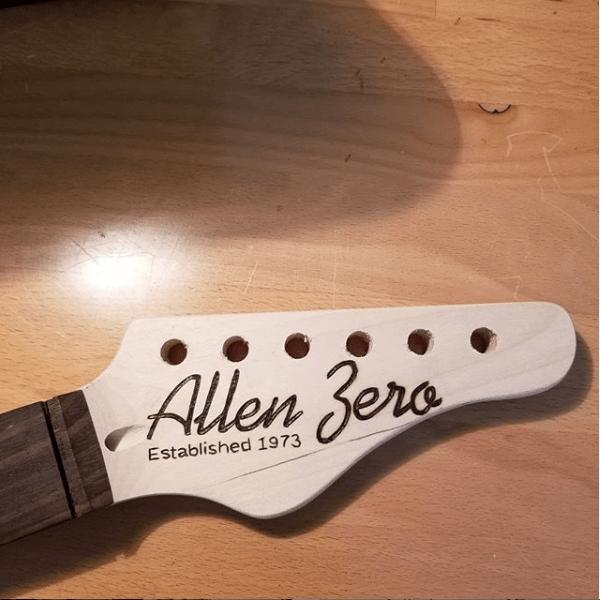 Guitar Neck - Allen Zero