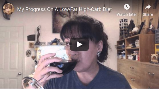 My Progress On A Low-Fat High-Carb Diet