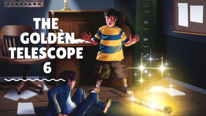 The Golden Telescope 6