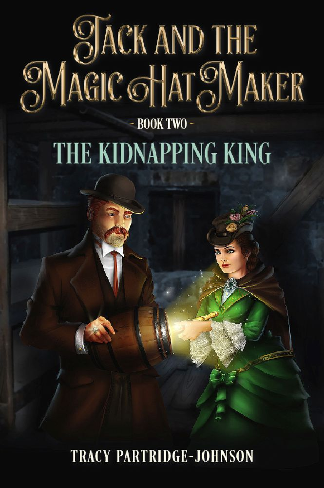 The Kidnapping King - Front Cover