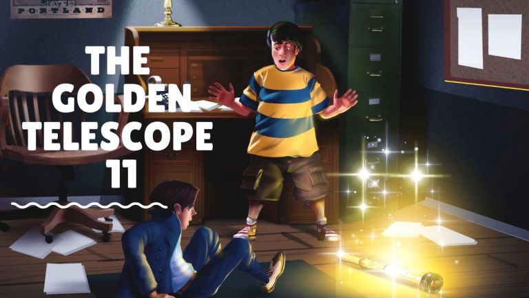 The Golden Telescope 11