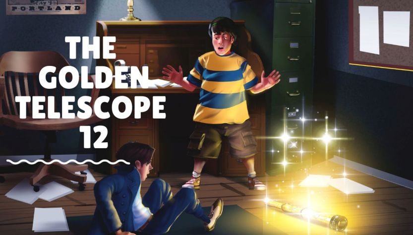 The Golden Telescope 12