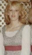Tracy at Wedding Reception - 1982