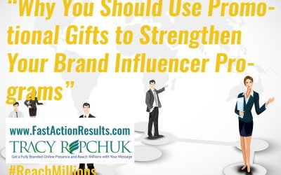 Why You Should Use Promotional Gifts to Strengthen Your Brand Influencer Programs