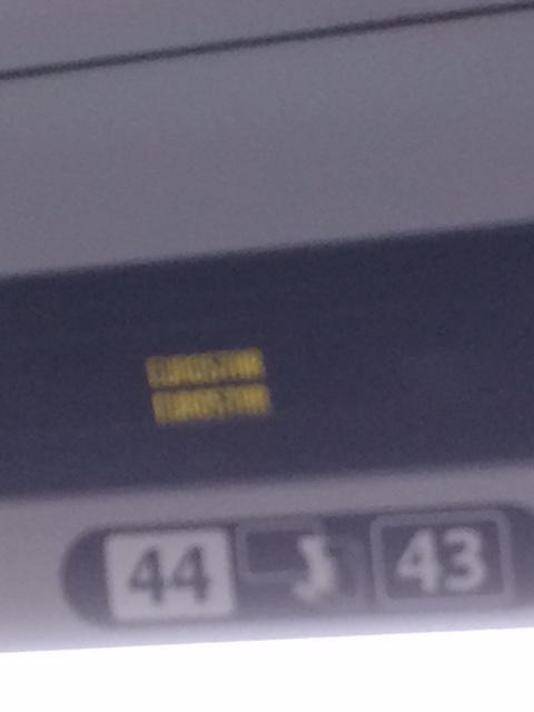 train seat 44