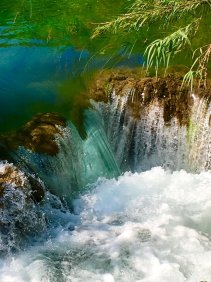 mini-falls