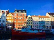 Boat in Nyhavn