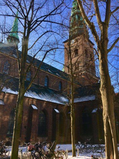 church off Stroget