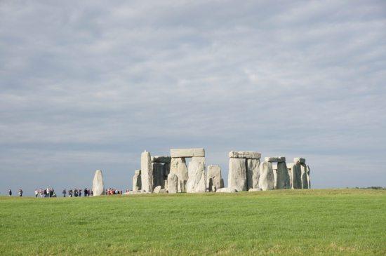 At Stonehenge 2