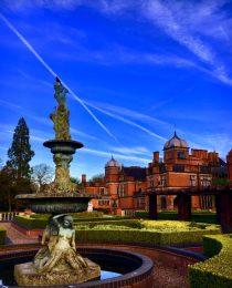 gardens at Hoar Cross